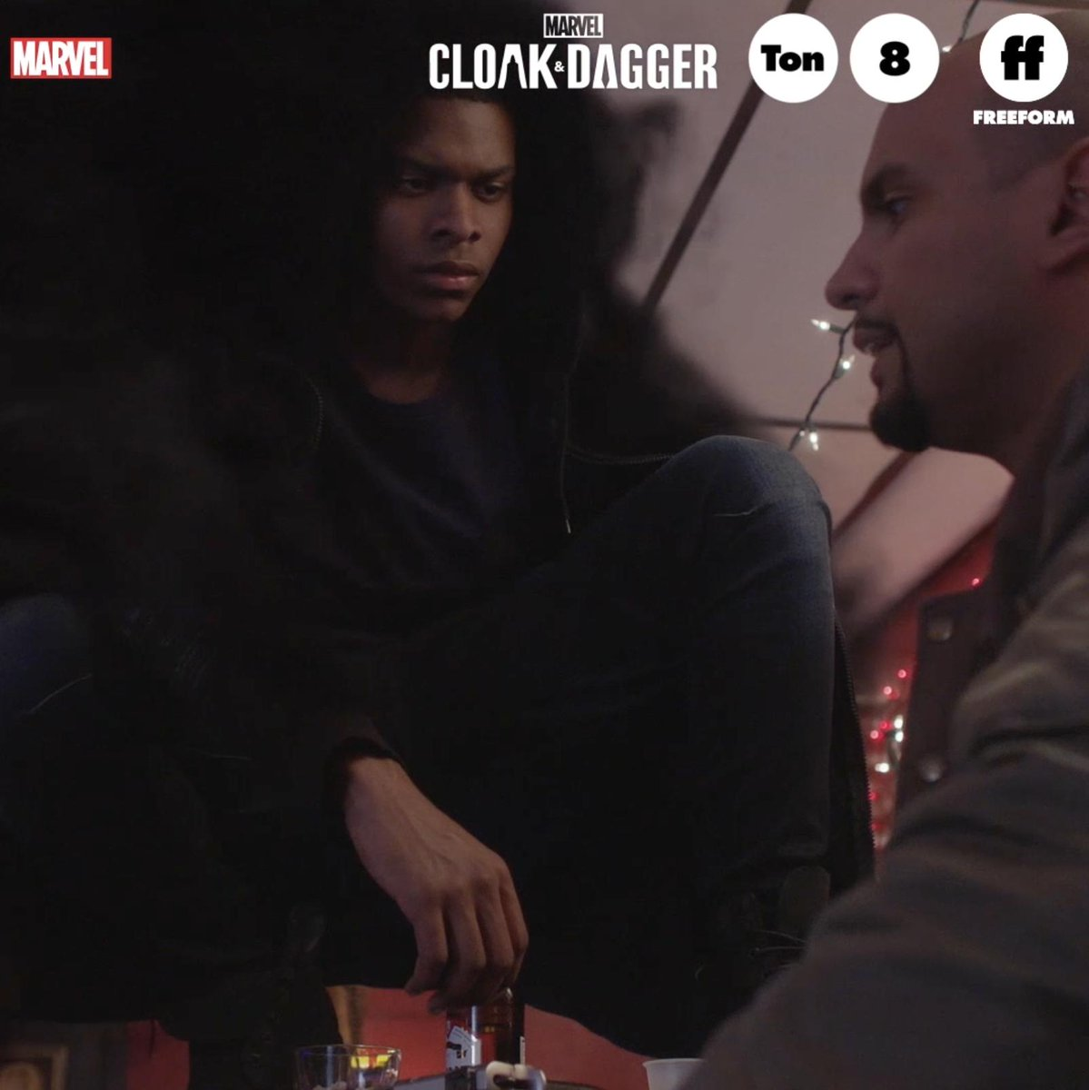 Marvel Entertainment's photo on #CloakAndDagger