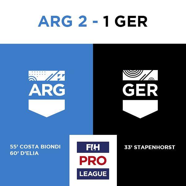 ARG Field Hockey's photo on Retegui
