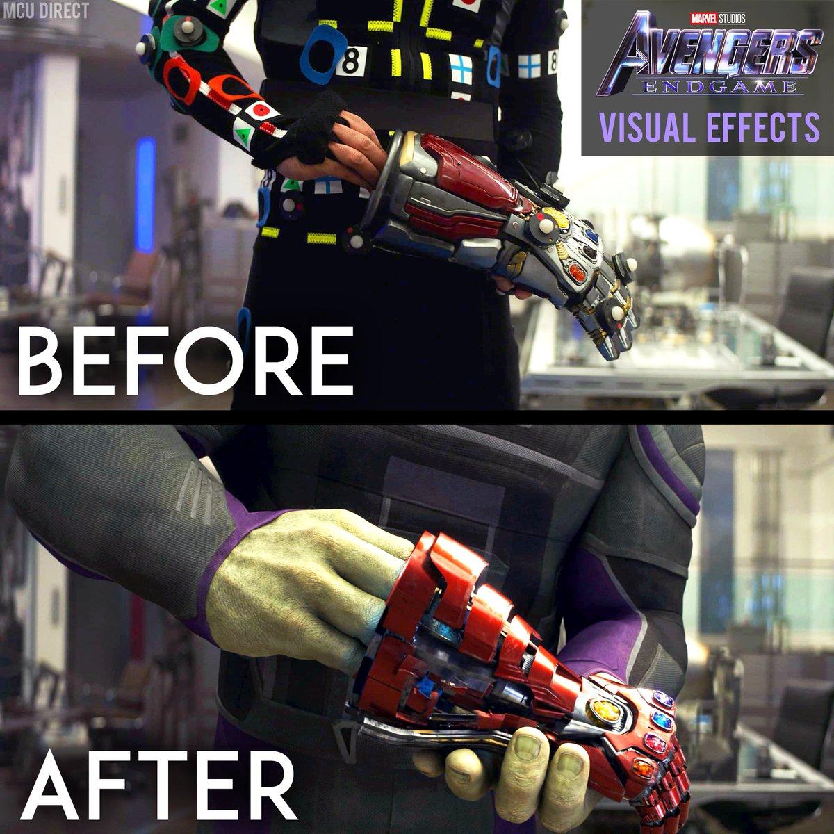 Wielding the Iron Gauntlet... #AvengersEndgame  <br>http://pic.twitter.com/kxz0m6g6zz
