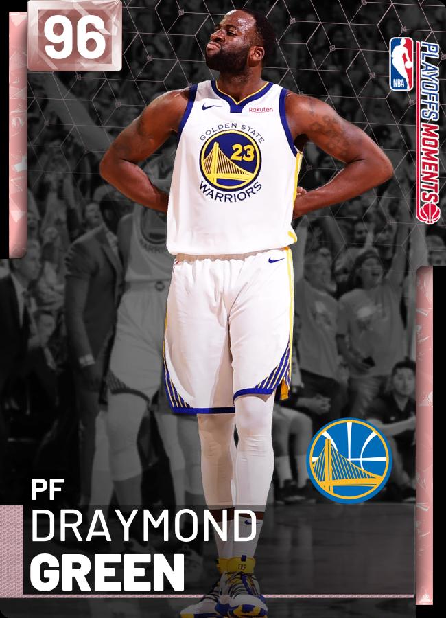 03b184712 2 new  PlayoffsMoments cards  Draymond Green