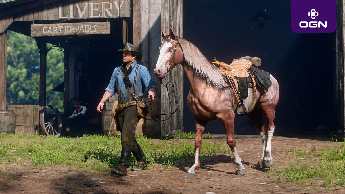 Mild Mild West: 'Red Dead Online' Isn't Worth Playing Since You Can See Real Horses At The Zoo trib.al/ewALSwE