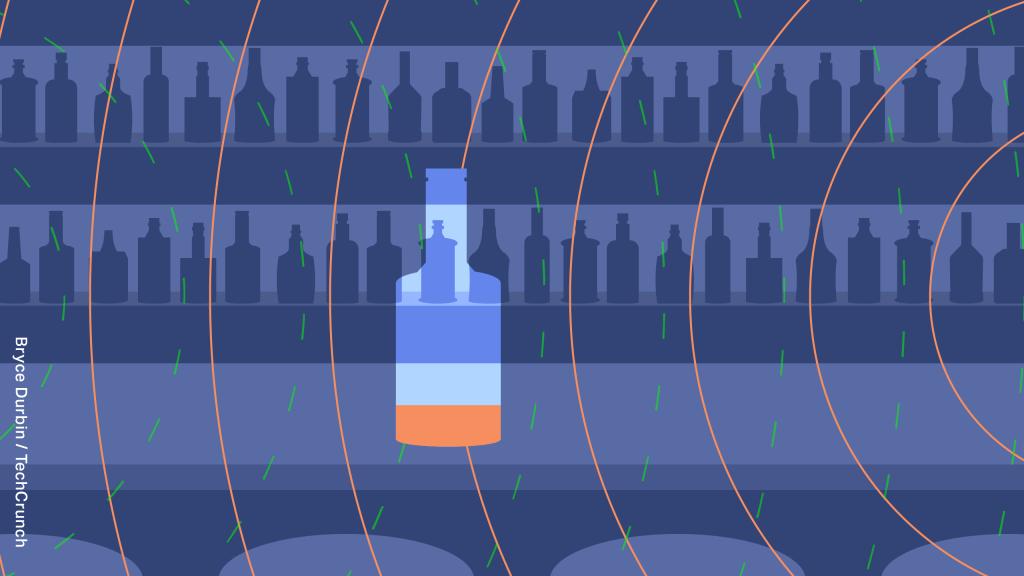 Nectar's sonar bottle caps could save $50B in stolen booze https://tcrn.ch/2WXyVj7 by @joshconstine
