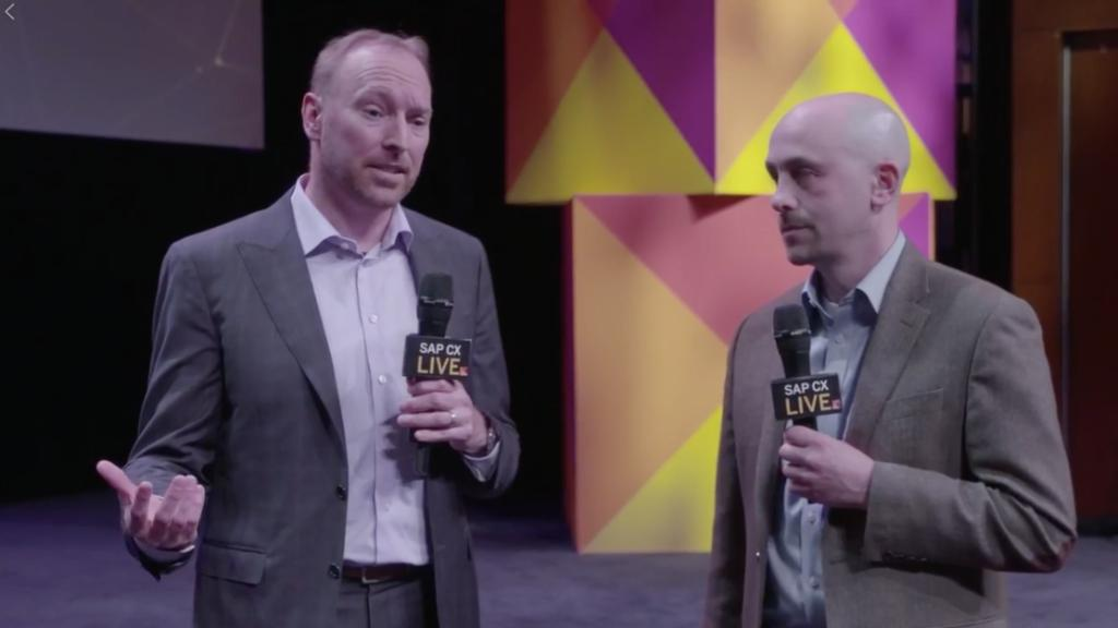How do you turn the customer experience up to 11?  Jason Rose, #CMO, SAP Customer Experience shares insights with Dan Gingiss about how to nail those individual moments that matter. Watch   http:// sap.to/6012EYCSE  &nbsp;     @rosejason @dgingiss #SAPCXLIVE #cx<br>http://pic.twitter.com/s2ENoyuRXJ