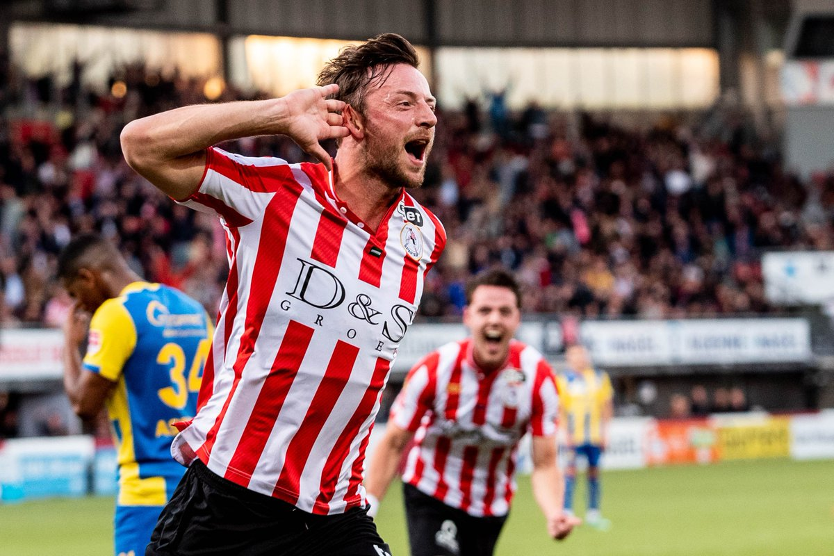 De Graafschap And Sparta Ahead In Play Offs Teller Report