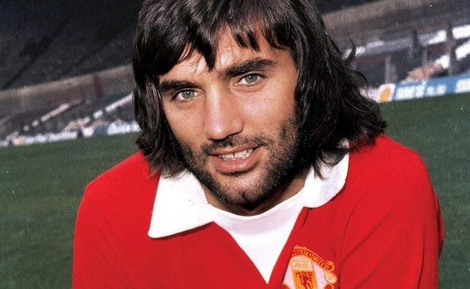 Happy Heavenly Birthday George Best