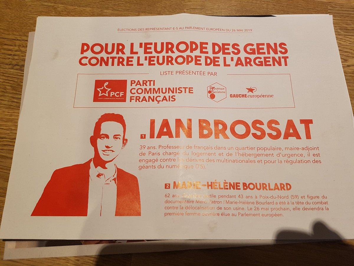 #EuropeDesGens @IanBrossat dans #LEmissionPolitique  Loading please wait... <br>http://pic.twitter.com/xVkmRLLnsH