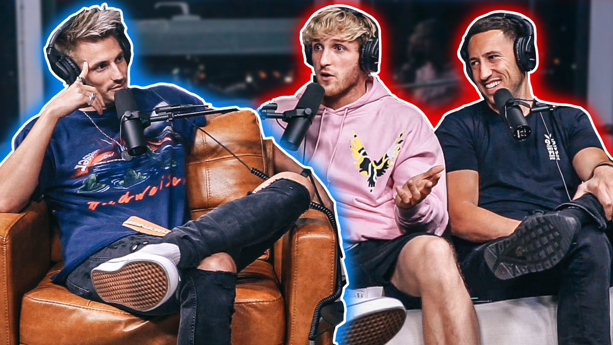 Why @LoganPaul dropped out of the RUSSIAN SLAP COMPETITION! 👋🏽 Exclusive Interview! RT RT RT! youtu.be/6kSucBJ9IEM