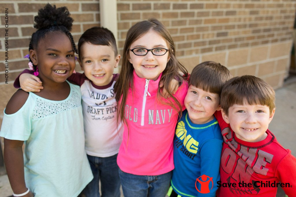 You can support our early education programs in the U.S. and around the world while shopping at your local @PVHCorp outlet stores like @CalvinKlein @VanHeusen and @TommyHilfiger. Visit now through June 19th to make a positive impact for kids!