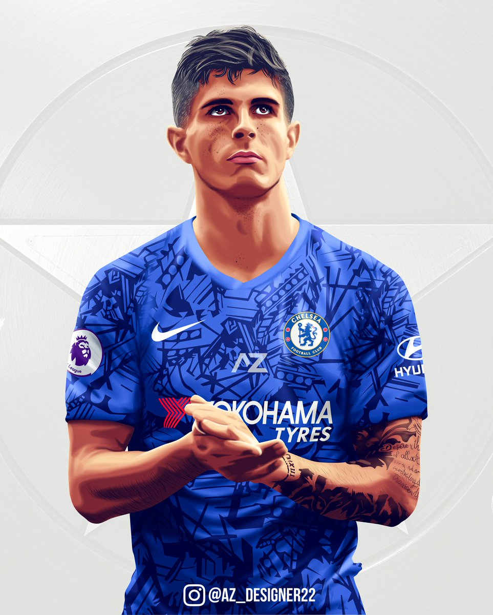 Welcome to chelsea @cpulisic_10   #CFC #Pulisic #chelsea @ChelseaFC<br>http://pic.twitter.com/RfCHLGetSw