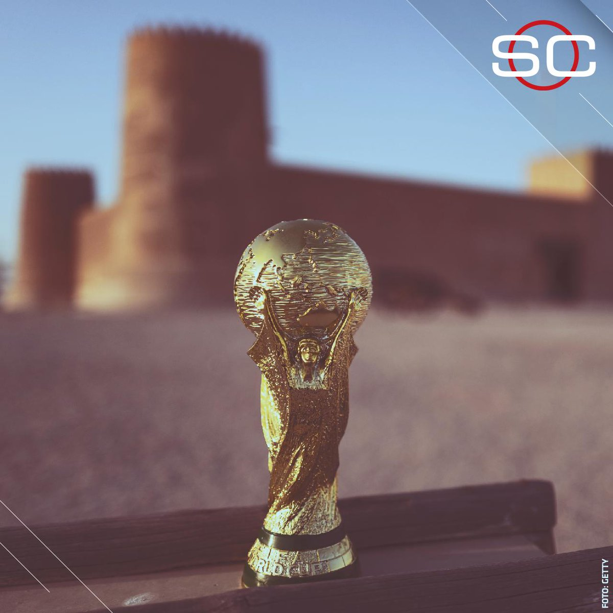 Sportscenter en español's photo on Qatar 2022