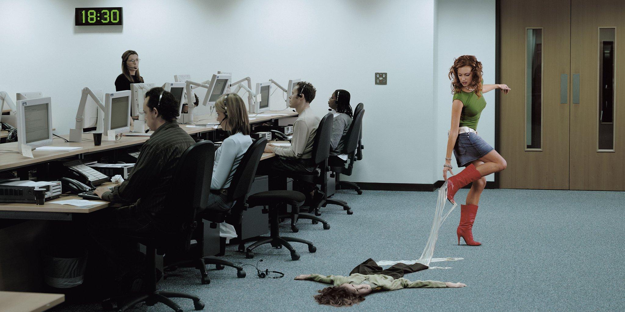 Смешные картинки офис пятница