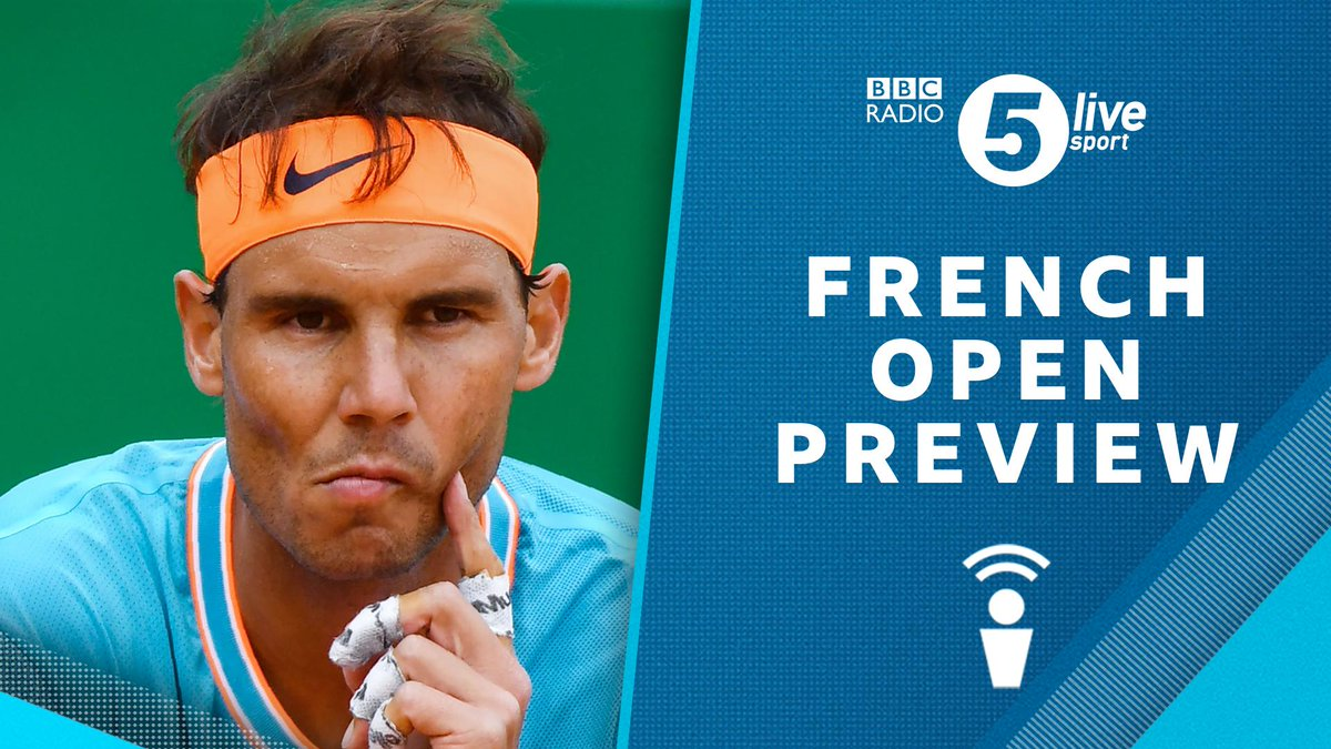 🎾 Can @RafaelNadal make it 12 titles at Roland Garros?  🎾 Should we be worried about @serenawilliams?  🎾 Will @JohannaKonta continue up the rankings?  🎾 What next for @NickKyrgios?  http://bbc.in/2M4QRHV   #FrenchOpen