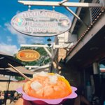 Image for the Tweet beginning: Classic Hawaiian shave ice 🍧