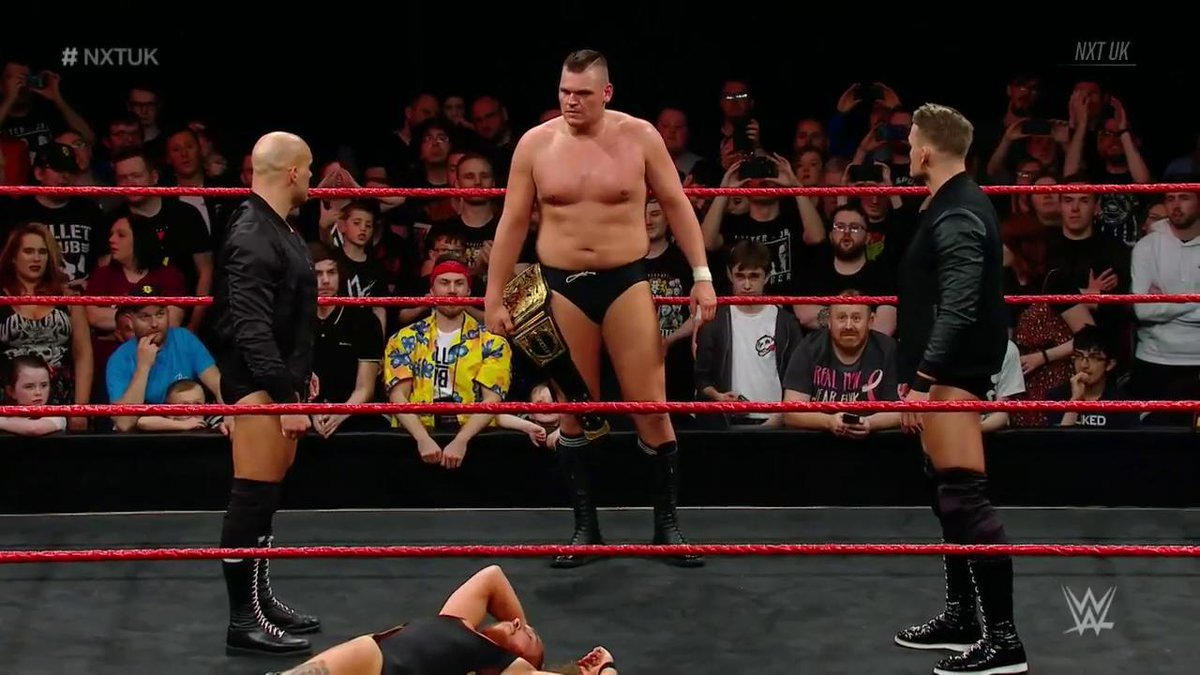 WALTER's New Stable Debuts In WWE NXT UK (Videos)