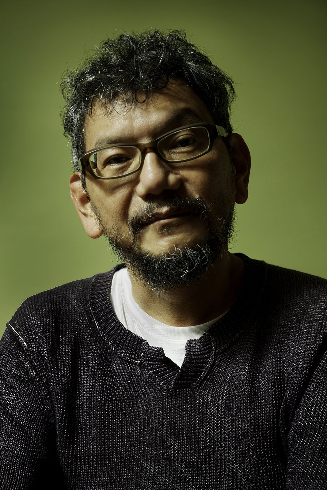 Hideaki Anno turned 59 today! Happy Birthday!