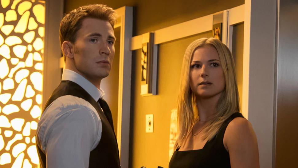#Endgame writers reveal that in early drafts of the film, Steve Rogers was living with Sharon Carter and [their relationship] wasnt going very well (via @YahooEnt | bit.ly/2JyIOAS)