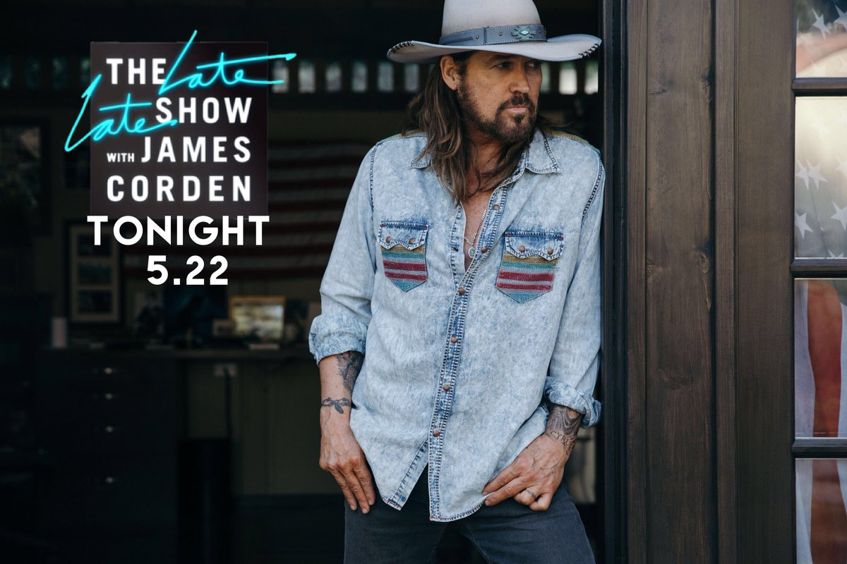 TONIGHT! @latelateshow @JKCorden It's gonna be a good time!