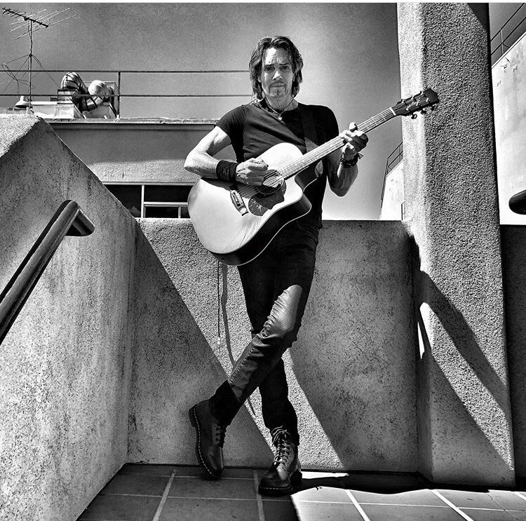 My BFF @rickspringfield is on @TheTalkCBS ! You still have time to catch him on the West Coast!!<br>http://pic.twitter.com/wOCcmVzmjy