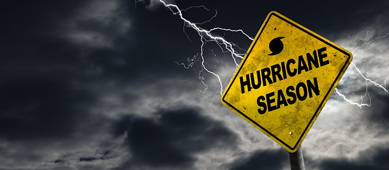 Hurricane season is approaching. Use these 3 tips to prepare your practice for a natural disaster: http://ow.ly/OO8350umKgN