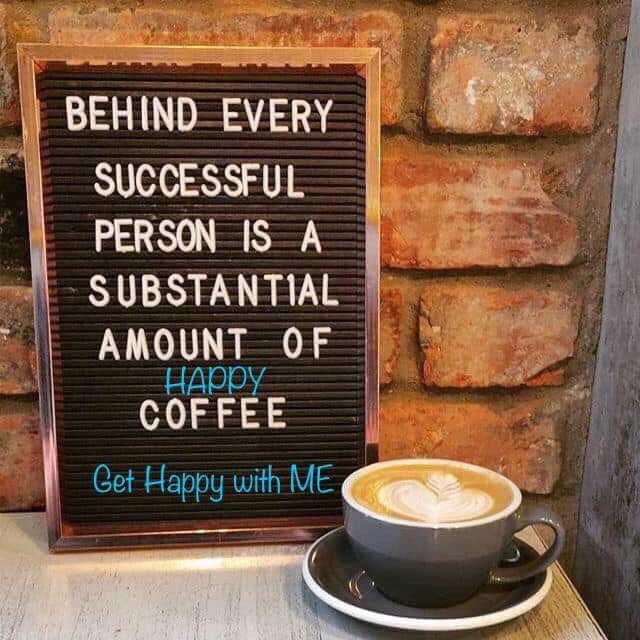 Start your days happy!!! #coffee #networkingevents #self https://t.co/azd6Bs3KKd
