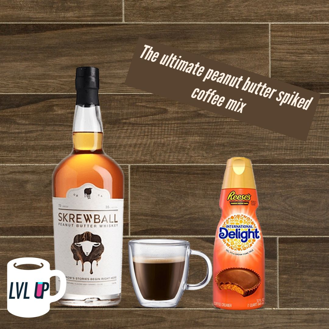 Want a little more adult coffee. Try this #coffee #cocktail for a peanut buttery coffee. https://t.co/JQScXEP3wb