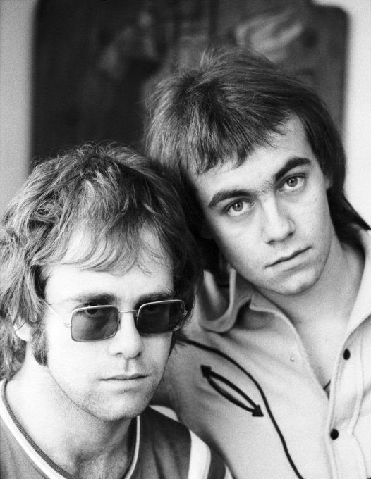 Happy Birthday,  Bernie Taupin, one of the most brilliant lyricists to ever occupy the planet