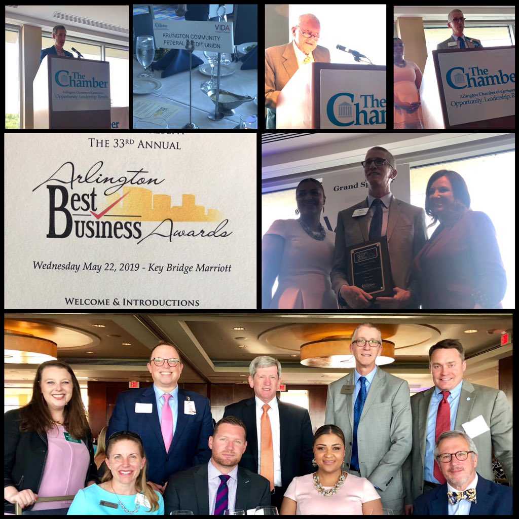 A huge congrats to <a target='_blank' href='http://twitter.com/arlingtoncu'>@arlingtoncu</a> for being honored &amp; recognized at the Arlington Best Business Awards hosted by <a target='_blank' href='http://twitter.com/ArlChamberVA'>@ArlChamberVA</a> this evening! It was a huge honor being invited by <a target='_blank' href='http://twitter.com/HWDann'>@HWDann</a> - thank you! <a target='_blank' href='http://twitter.com/APSCareerCenter'>@APSCareerCenter</a> <a target='_blank' href='http://twitter.com/Margaretchungcc'>@Margaretchungcc</a> <a target='_blank' href='http://twitter.com/Matt4Arlington'>@Matt4Arlington</a> <a target='_blank' href='http://twitter.com/MsBakerACC'>@MsBakerACC</a> <a target='_blank' href='http://twitter.com/SuptPKM'>@SuptPKM</a> <a target='_blank' href='http://twitter.com/VPLiaison'>@VPLiaison</a> <a target='_blank' href='https://t.co/U2NT73u2bx'>https://t.co/U2NT73u2bx</a>