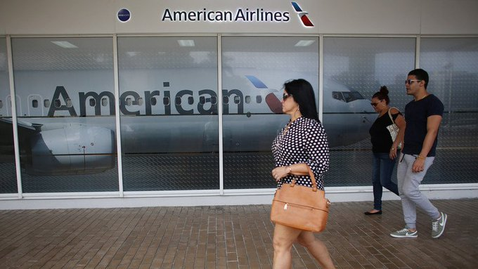American Airlines Foto