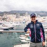 Siempre especial estar en Mónaco! Vamos por un gran GP!!! 🇲🇨 ••• Always special to be in Monaco! Let's go for a great GP!!! 🇲🇨