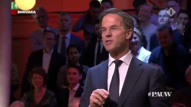 Rutte tegen Baudet: 'Nexit is rampzalig voor Nederland'
