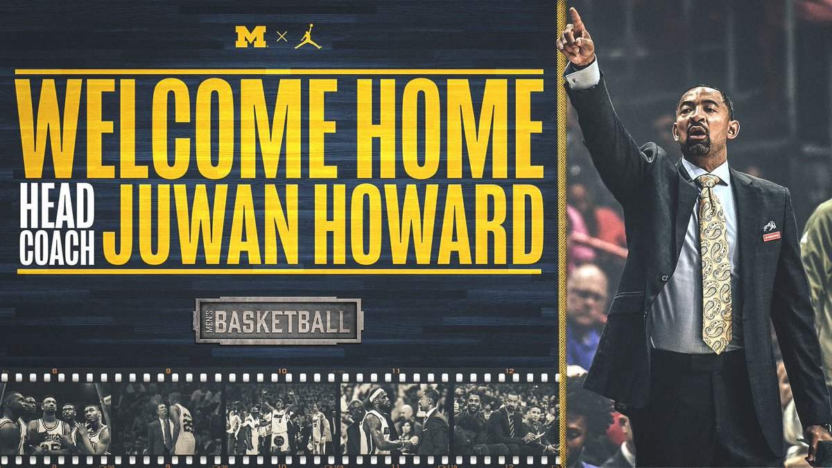 RT @umichbball: WELCOME HOME!   〽️🏀 » https://t.co/pEAjj6srSO  #GoBlue x #WelcomeHomeJuwan https://t.co/8EVO919k2d