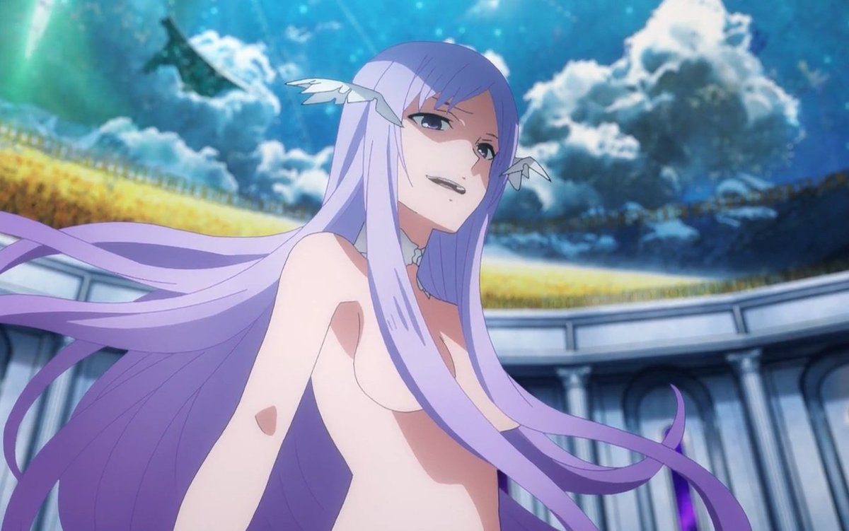 """Anime Girl Naked On Bed gigguk on twitter: """"shout out to the 2 locks of hair that"""