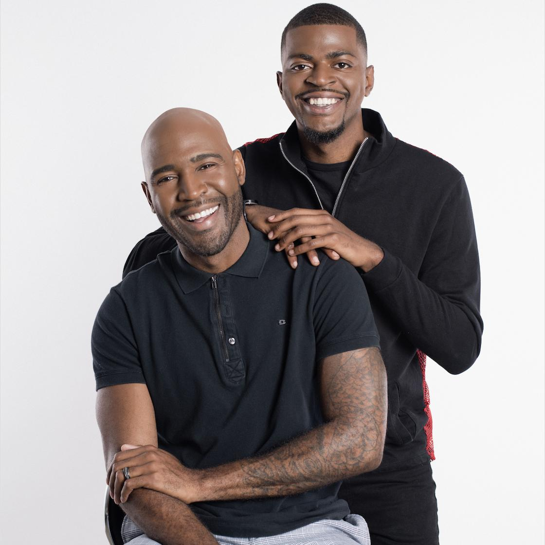.@Karamo and his son Jason Brown discuss identity, gender, and what it means to be a family in Part 1 of this powerful conversation. Listen now on #Luminary: http://bit.ly/2QjcUJq: Raen Badua