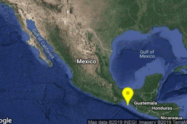 Reportan sismo de 5.1 grados con epicentro en #Chiapas  http://bit.ly/2WhyEe1