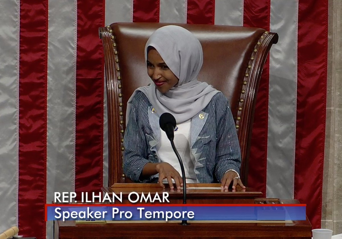Such an honor to preside over the House Floor tonight. Every day I am humbled to serve the people of my community. 🙏🏽