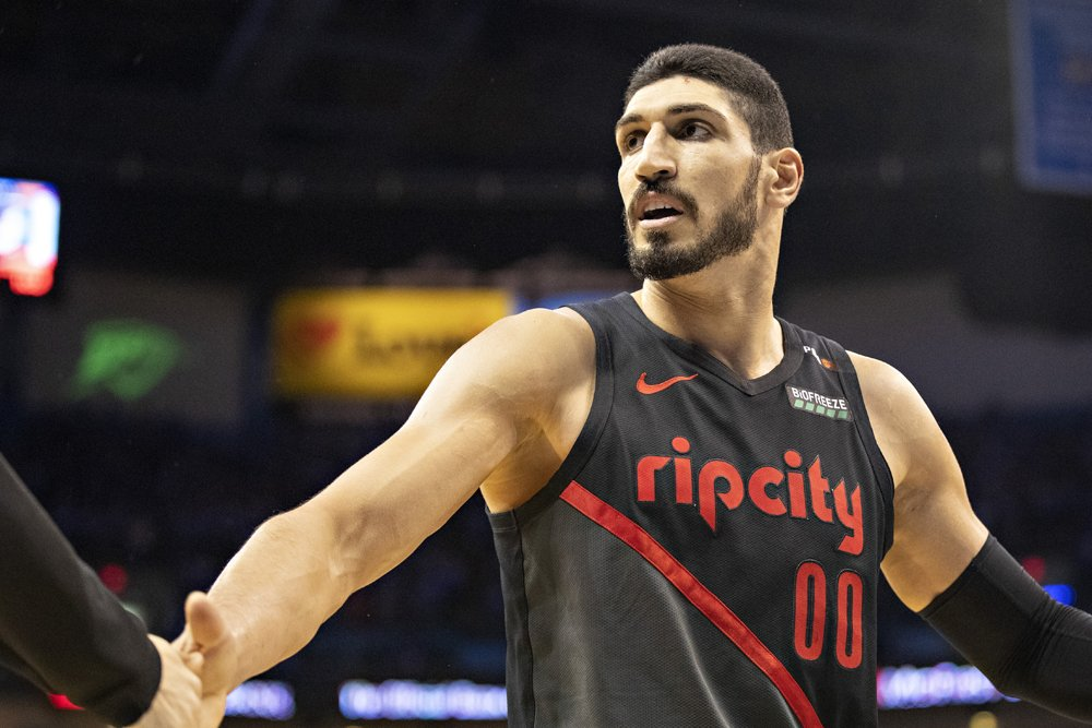 Exclusive interview: Meet the Turkish NBA Star who  is standing up to Erdogan  http:// bit.ly/2JW31jv  &nbsp;  <br>http://pic.twitter.com/qNKgkCH4DG