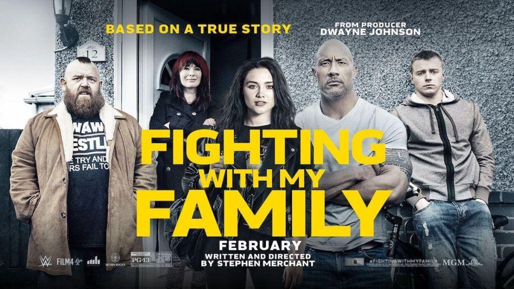 "#Cine | ""Fighting with my family"": una muy agradablesorpresa https://guasacaca.wordpress.com/2019/05/22/cine-fighting-with-my-family-una-muy-agradable-sorpresa/…"
