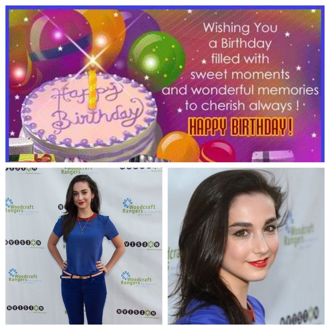 Happy birthday to the amazing, and talented Molly Ephraim!!!!