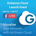 Image for the Tweet beginning: Our global #launch of EnGenius