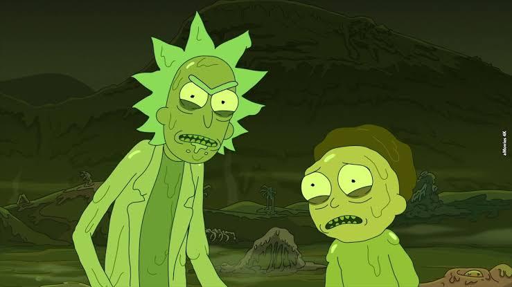 Rick y Morty en la #CDMX