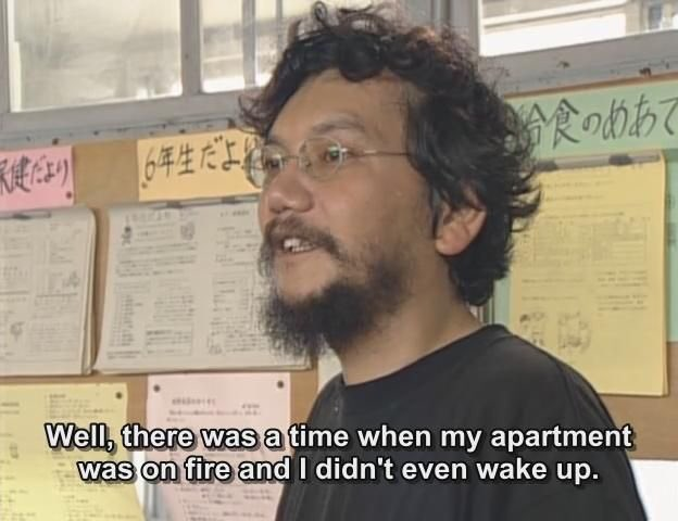 Happy birthday to Hideaki Anno, director of Neon Genesis Evangelion and relatable human being