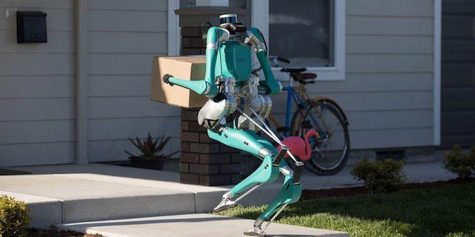 Ford is testing delivery robots that could one day replace human workers http://on.forbes.com/6015El6G3