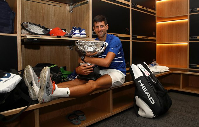 Happy Birthday Novak!