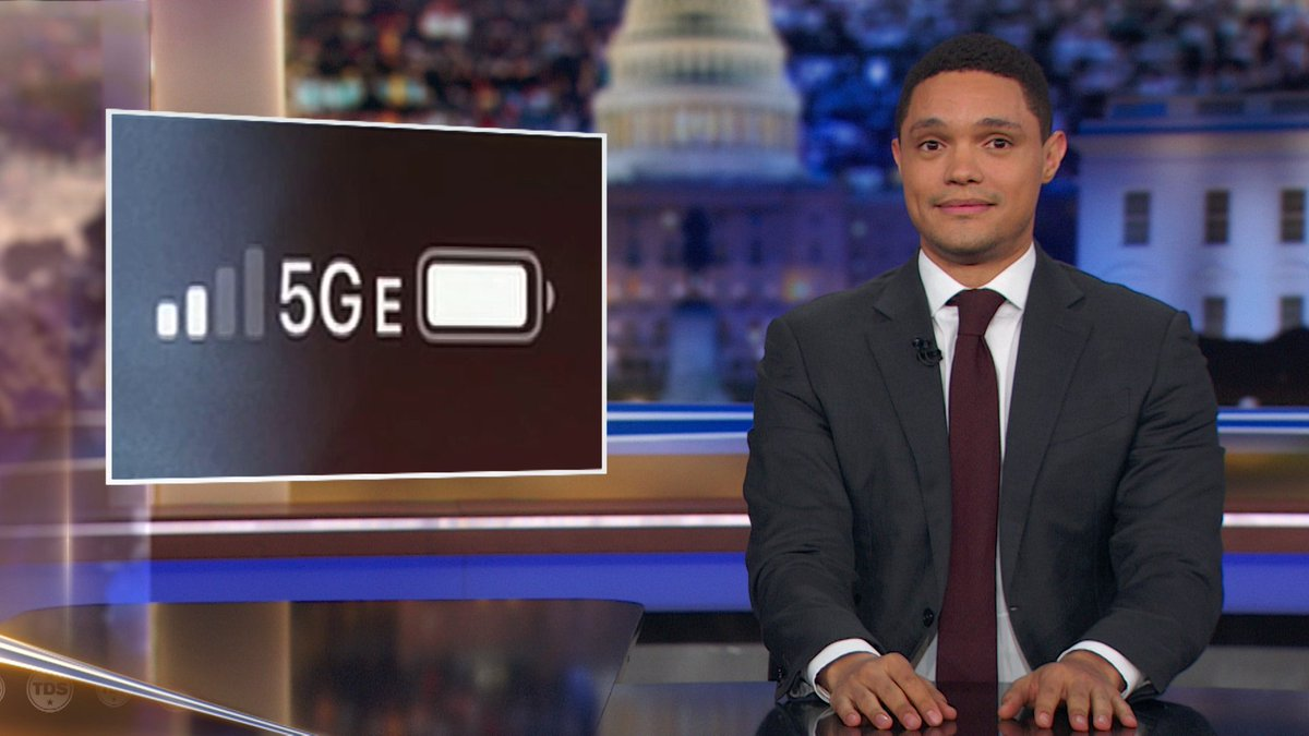"We know what you're thinking: ""What if America loses the race for 5G!?""And also: ""What is 5G?"""