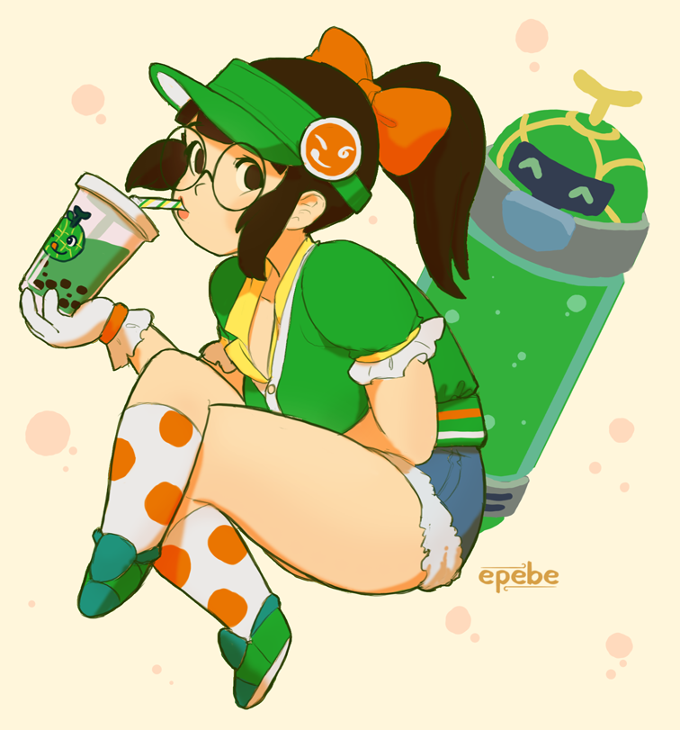 Look at this girl #Overwatch #Mei<br>http://pic.twitter.com/iuzkUEG7qu