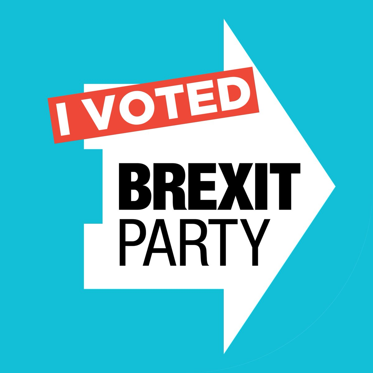 Change your social media profile pictures and avatars to show your support this Thursday. Lets turn social media into a sea of Brexit Blue! #IVotedBrexit
