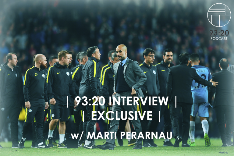 ANOTHER @martiperarnau EXCLUSIVE. IN YOUR APPS. A wide ranging chat on a historic season for  @ManCity + @PepTeam, squad evolution, media agendas + MUCH MORE. Available on the #9320player #MCFC https://ninetythreetwenty.com/podcasts/marti-perarnau-special-2019/…