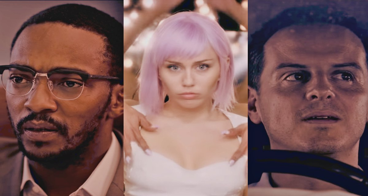 @netflix's @blackmirror season 5 trailers out. Hit http://fhmindia.com  to read our story.  #fhm #fhmindia #blackmirror #netflix #hollywood #hollywoodnews