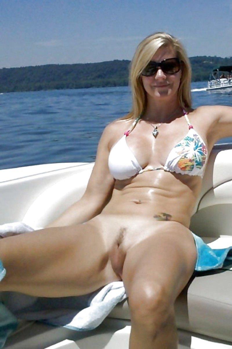 Mature Wife Bikini
