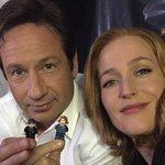 Image for the Tweet beginning: My LEGO Ideas X-Files set